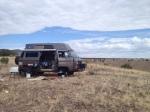 Camping near Soccorro