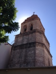 Arizpe bell tower