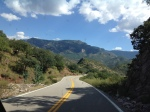 A deceptively nice section of Highway 12.