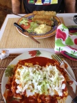 mexican food lunch