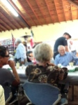 a community luncheon