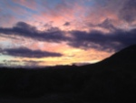 cabo pulmo sunset