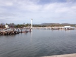 Loreto harbor