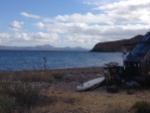playa armenta camp