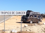 tropic of cancer near cabo san lucas