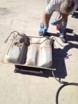 gas tank work