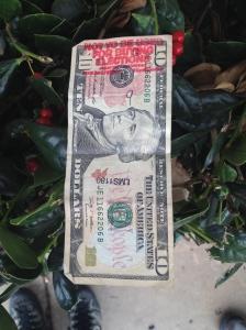 prophetic 10 dollar bill
