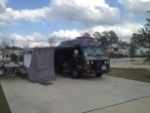 camp RV park houston