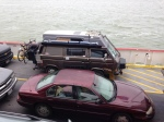 on the texas ferry