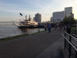 river view NOLA