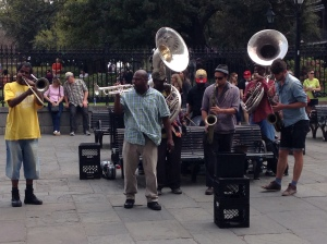 street music NOLA1