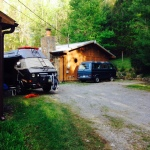 smoky mountain park ranger camp