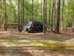 camped near Yorktown