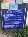 hyannis beach rules