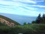 cabot trail- photos do not capture