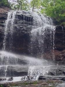 cape breton waterfall 1