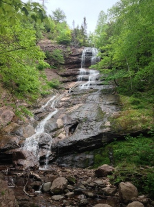 cape breton waterfall 3