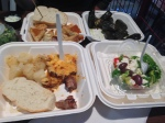 Halifax greek fest meal