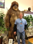 mike and sasquatch