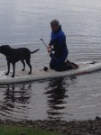 mike and zeb on board at shaws lake ns