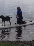 mike and zeb on board at shaws lake ns