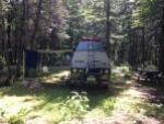 Mount Blue campground