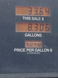 Alaska gas prices