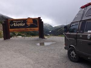 Alaska we made it