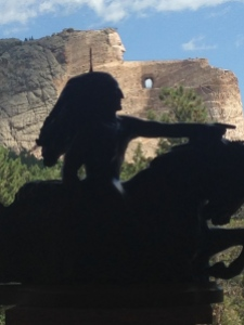 crazy horse plan and progress