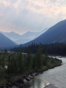 Yoho big rivers big mountains