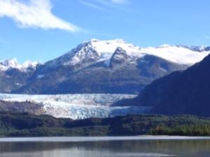 Mendenhall and peaks