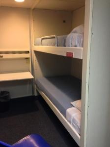 unoccupied stateroom