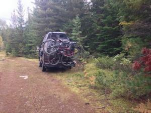 van camp bc rear view