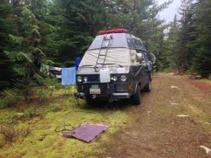 Van camp BC