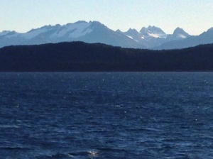 views of inside passage