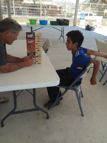 jenga challenge at soup kitchen-.jpg