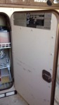 reusing fridge door