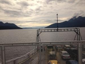 21 ferry on sunshine coast