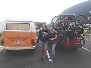 3 meeting new friend van owners in harrison