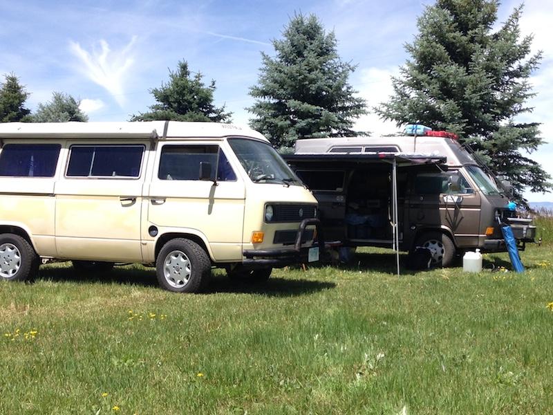 fitterer borrowing a van.JPG