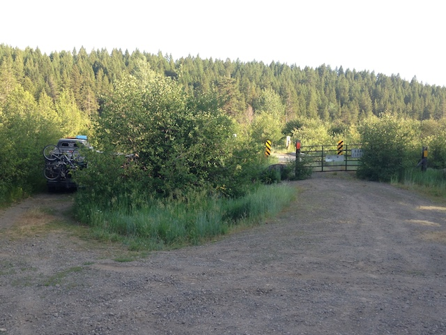 road closed campsite idaho.JPG