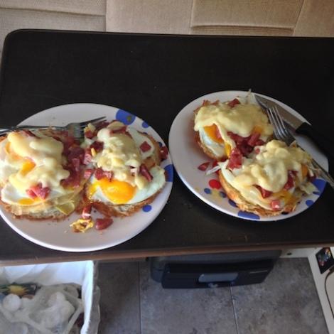 -eggs benedict variation.JPG