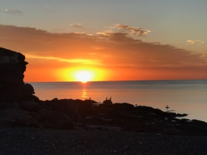 sunrise-on-a-silent-cove