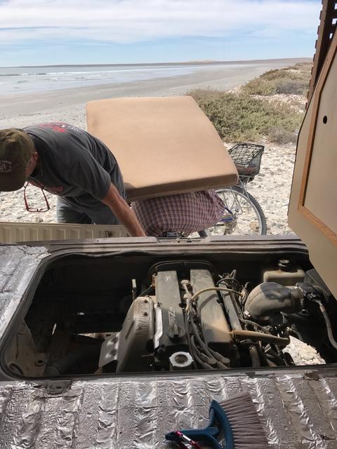 van life engine check up.JPG