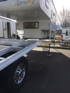 1backing-the-new-frame-under-the-camper