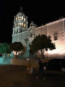 Alamos church