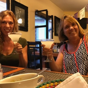 margaritas with friends