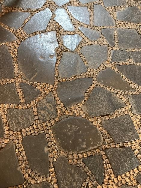 floor look closely