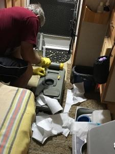 late night toilet repair