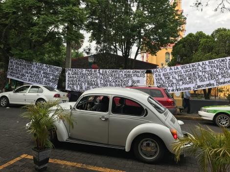 village protest.JPG